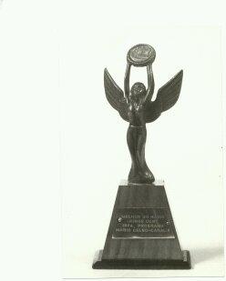 Troféu: Melhor do Rádio 1974 – Programa Mário Celso – Canal 6 – TV Paraná