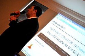 Workshop ministrado em 14 e 19 de julho de 2011 aos gerentes da Copel Telecom