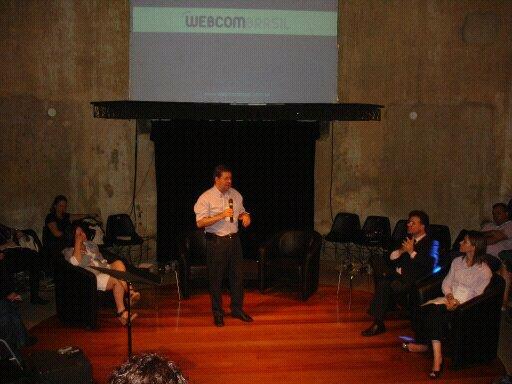 IV Seminário Internacional de Radiojornalismo, Teatro Paiol - Curitiba