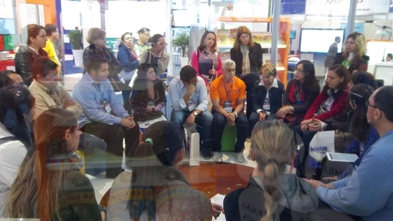 Educar: Roda de Conversa