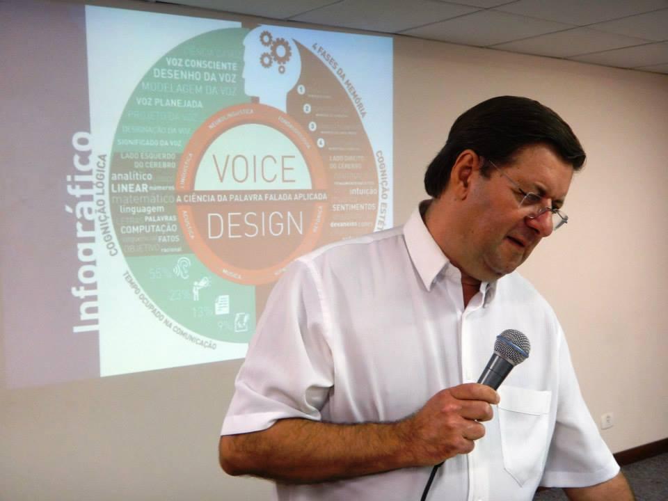 Flagrantes do Voice Design para Educadores na EBS