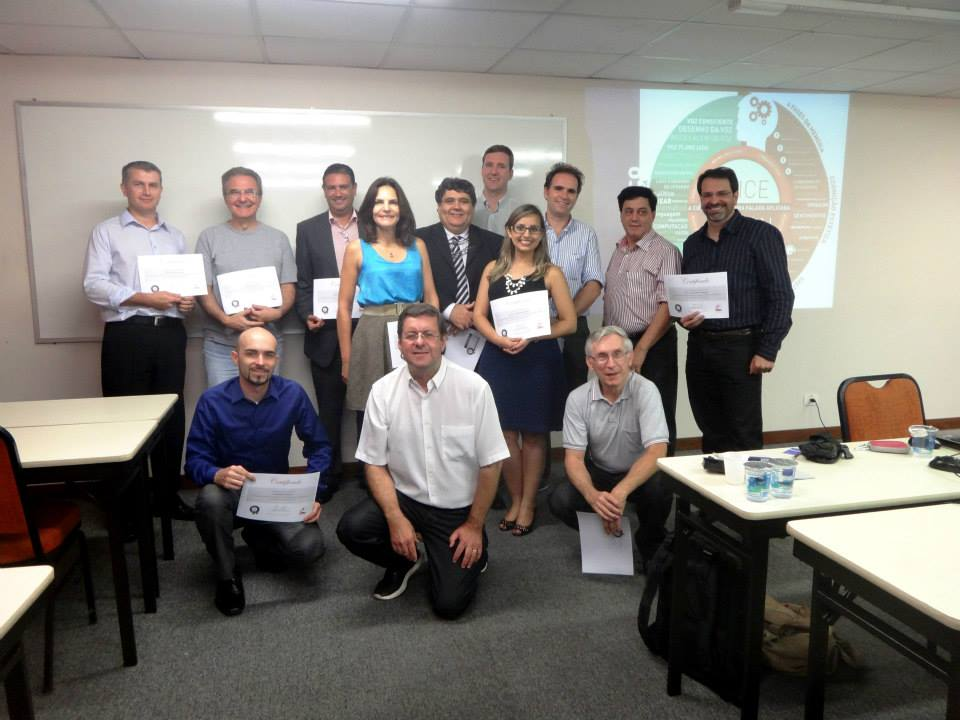 Flagrantes do Voice Design para Educadores na EBS