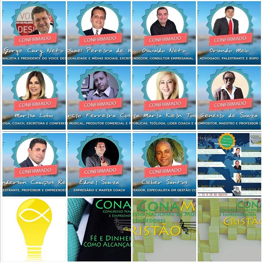 Voice Design no Congresso Nacional de Músicos e Empreendedor Cristão