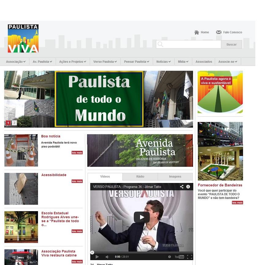 Voice Design em entrevista no programa Verso Paulista