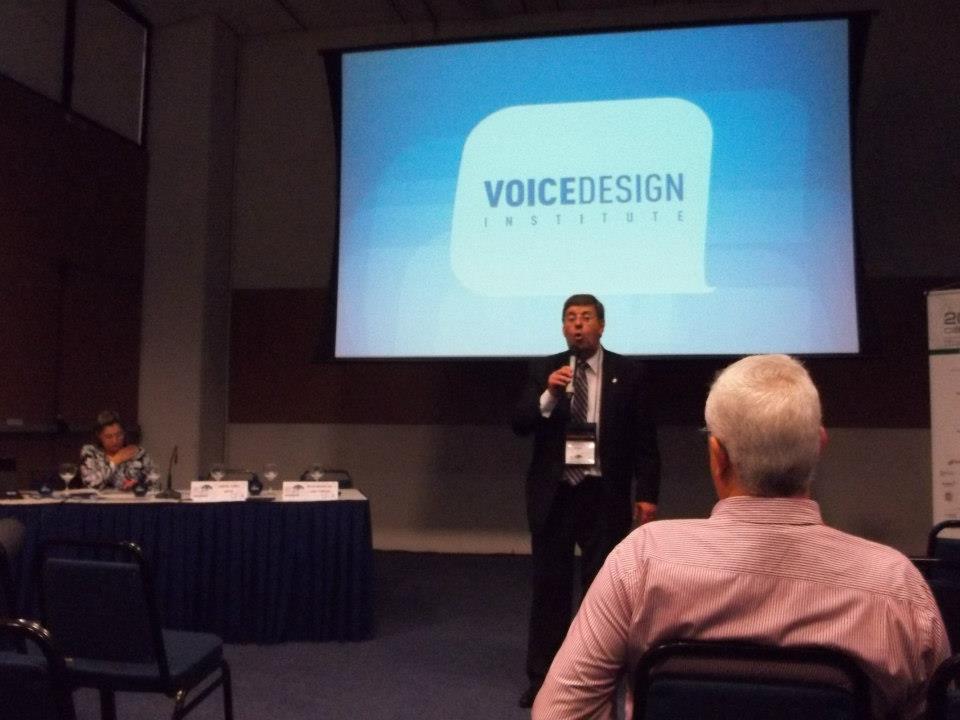 Instructional Voice Design é lançado no 20º CIAED em Curitiba