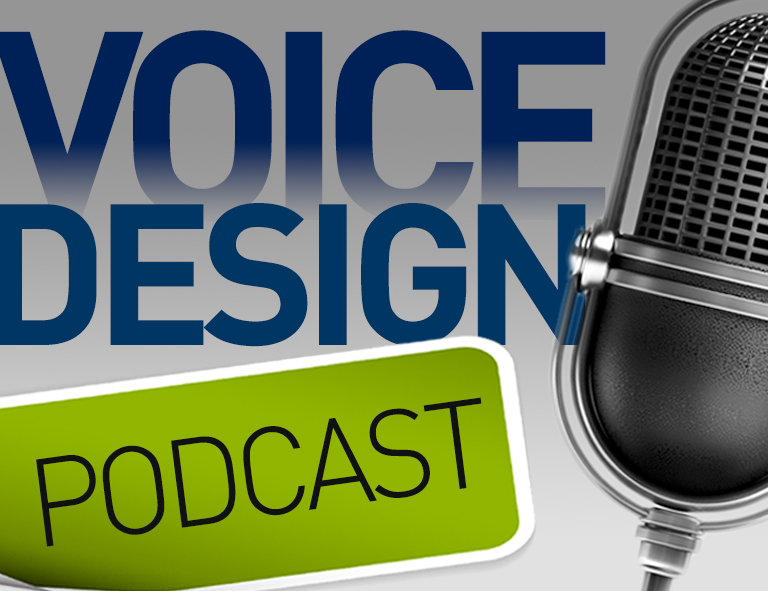 microfone VOICE DESIGN PODCAST