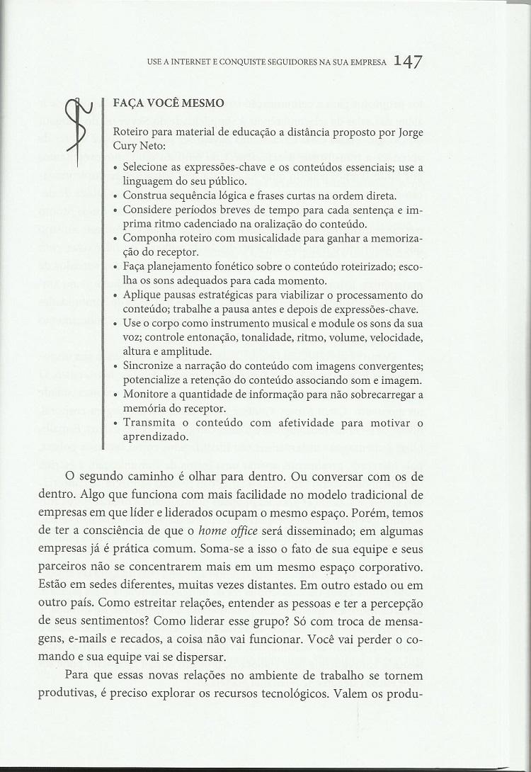 Livro de Leny Kyrillos e Mílton Jung destaca metodologia aplicada do Voice Design