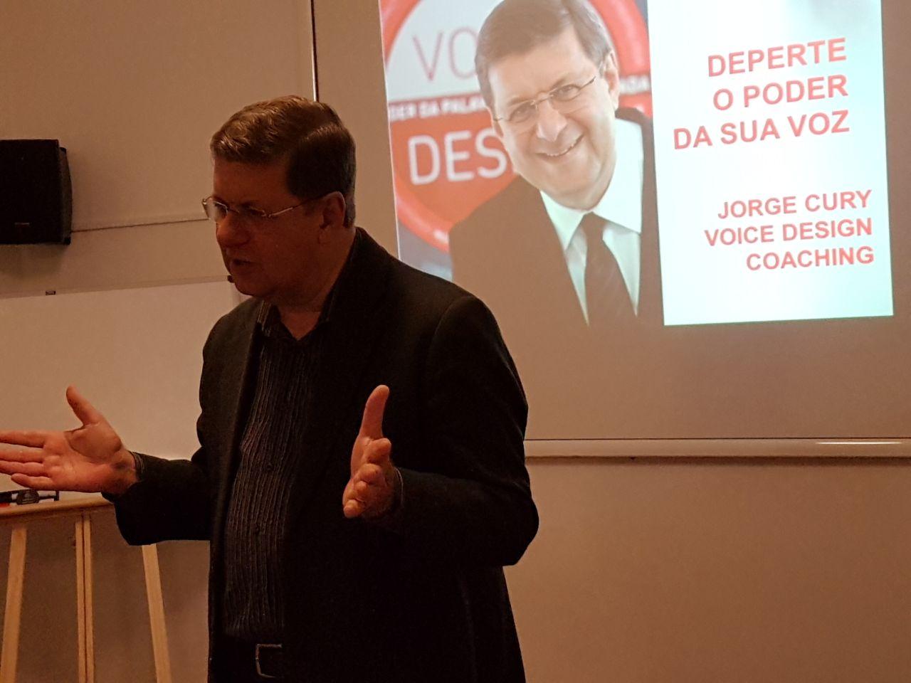 Flagrantes da Palestra da Ativação do Capítulo Paraná do ICF