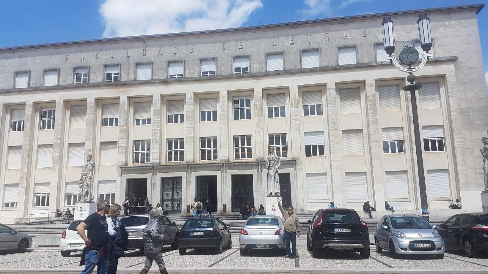 Voice Design na Faculdade de Letras da Universidade de Coimbra